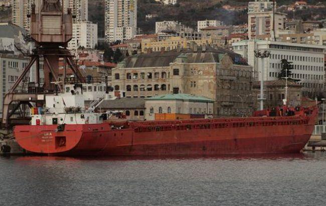 РФ задержала турецкий сухогруз за повреждение опоры моста в Керченском проливе