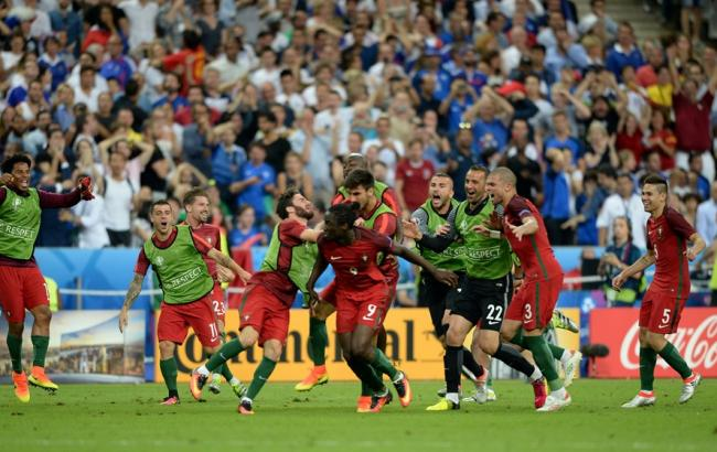 Фото: Португалия - Франция видео матча