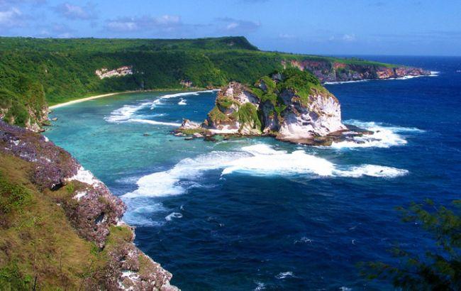 Фото: Північні Маріанські острови