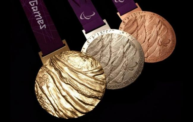 Фото: медалі Олімпійських ігор