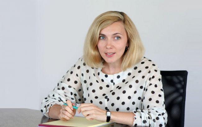 Фото: заступник міністра економічного розвитку і торгівлі Наталія Микольська