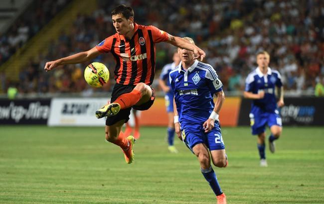 Фото: Шахтар - Динамо онлайн-трансляція