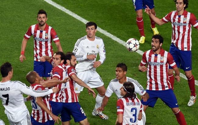 Фото: Реал и Атлетико