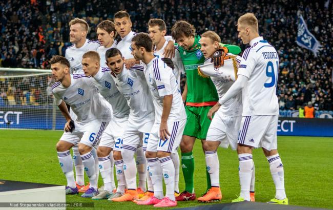 Фото: Динамо - Наполи онлайн-трансляция