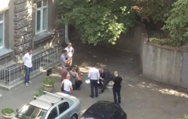 Фото: прокуратура оголосила про підозру затриманому раніше чиновнику