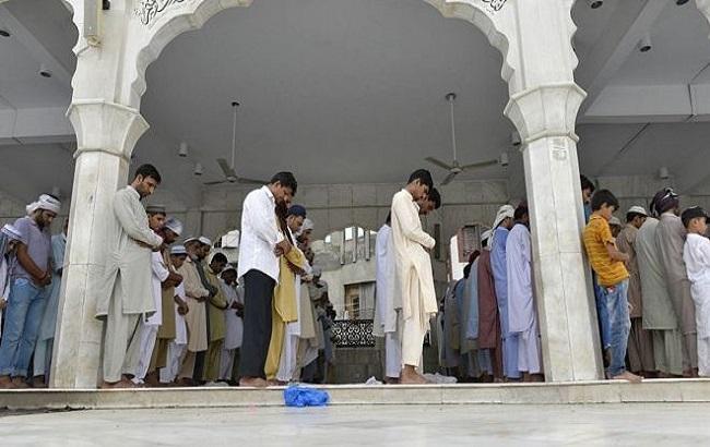 Фото: теракт в Пакистане