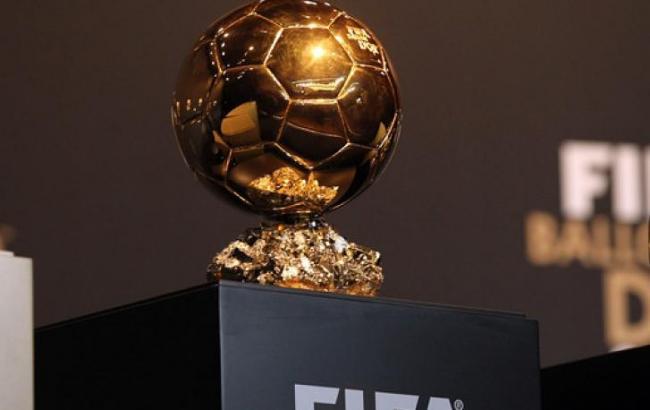 Фото: Золотий м'яч