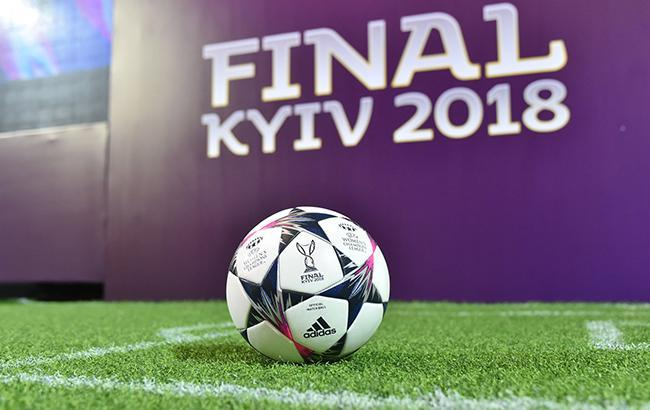 Фото:  26 мая в Киеве состоится решающий матч Лиги чемпионов (facebook.com-ffukraine)