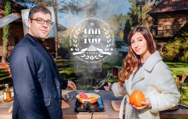 Рейтинг «ТОП 100. Основа економіки України. Компанії»: найкращі представники вітчизняного бізнесу зберуться на гала-вечерю