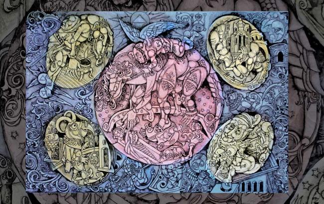Константин Скопцов: выставка в Одессе — искусство тайных смыслов