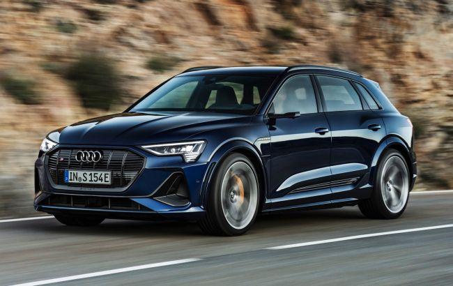 Ржавчина побеждает: электрические кроссоверы Audi e-tron отзывают из-за коррозии в тормозах