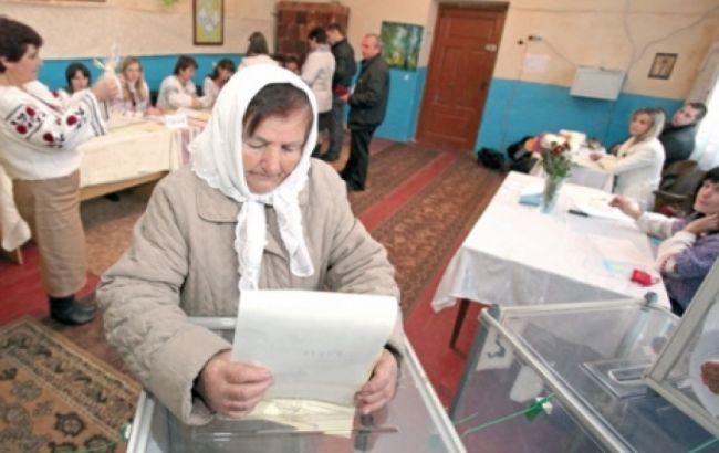 Фото: в Украине стартовали выборы сельских старост