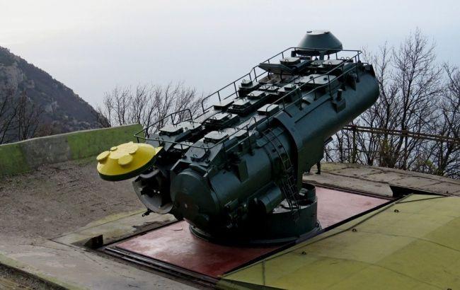 ВКрыму вернулся встрой береговой ракетный комплекс «Утес»