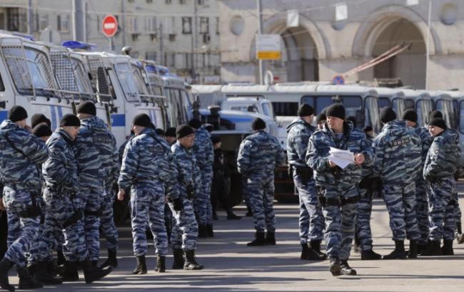 Митингующих приверженцев Навального задержали вКраснодаре