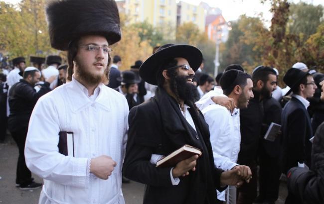 Фото: Еврейский Новый год в Умани (РБК-Украина)