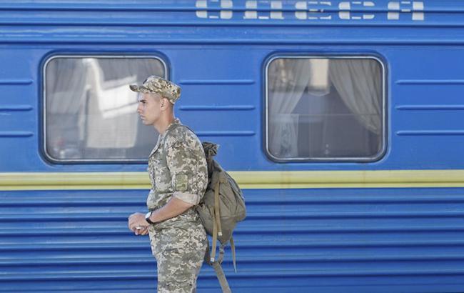 Фото: Солдат (Ратынский Вячеслав / УНИАН)