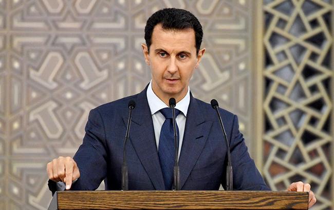 Фото: Башар Асад (facebook.com/SyrianPresidency)