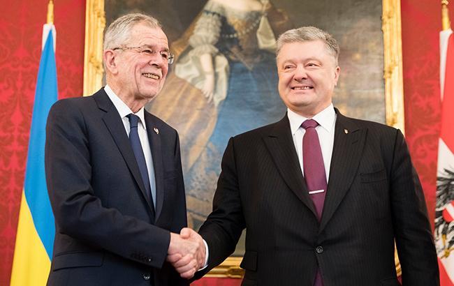 Австрия обещает не пересматривать санкции ЕС против России