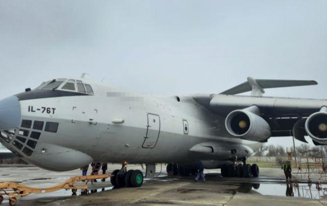 СБУ заблокувала контрабанду військового авіаобладнання в підсанкційні країни