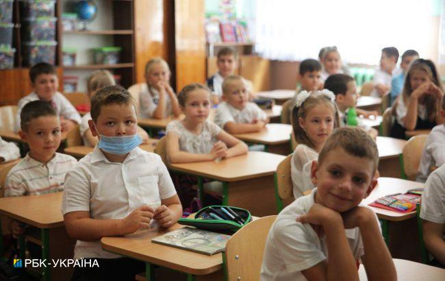 Киев не намерен переводить все школы на дистанционное обучение