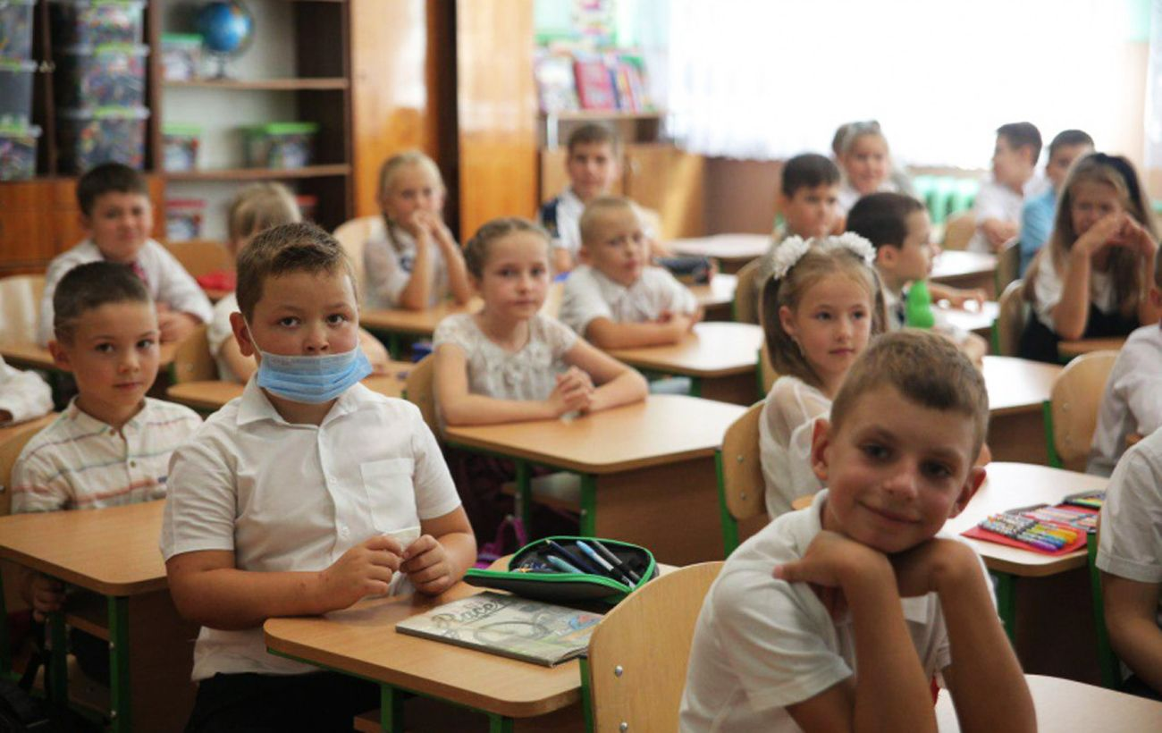 Винницкая область переводит школы на дистанционку. Это касается всех классов