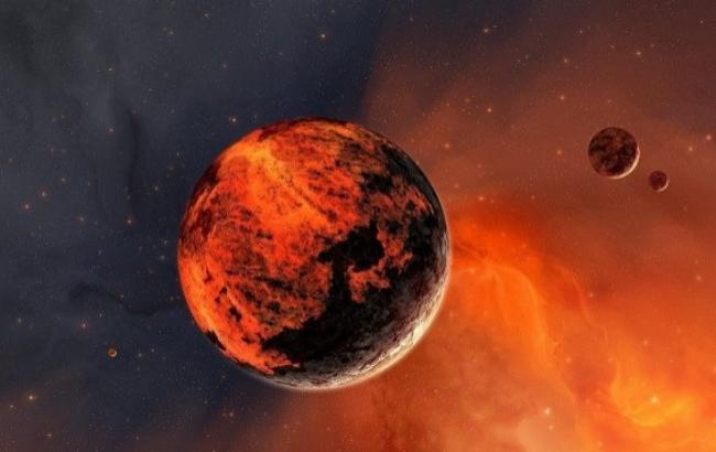 Фото: Планета Марс