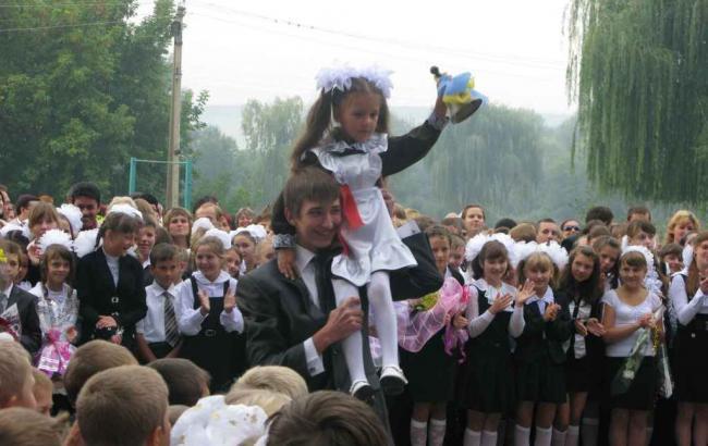 День знань в Україні 1 вересня стартує новий навчальний сезон
