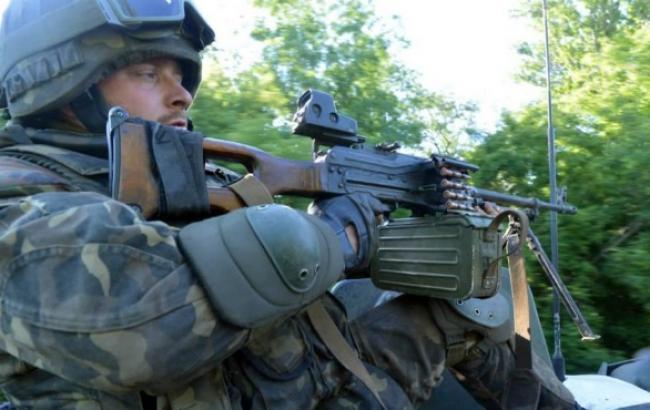 """Втрати знищеного силами АТО російського підрозділу склали до 170 убитих, - полк """"Азов"""""""