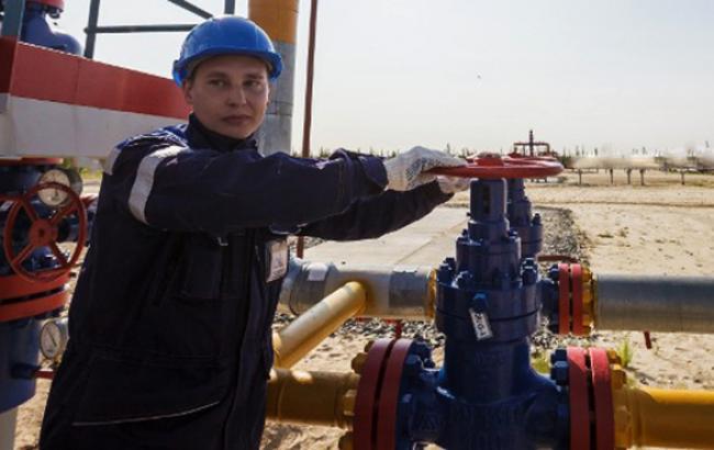 """Добовий обсяг реверсу газу з Угорщини зріс на 38% - до 3,7 млн куб. м, - """"Укртрансгаз"""""""