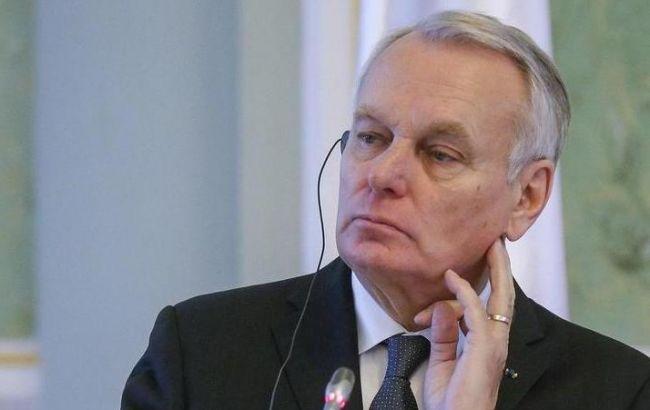 Фото: міністр закордонних справ Франції Жан-Марк Еро