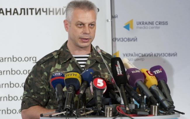 Украинские военные не покидали аэропорт Донецка, - штаб