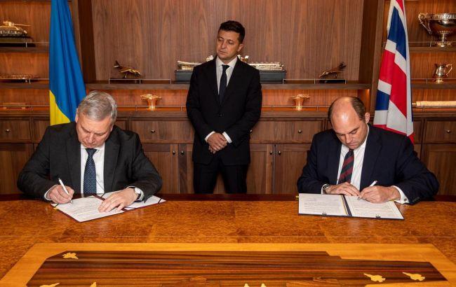 Украина и Британия хотят совместно создать ракетный катер, - Минобороны