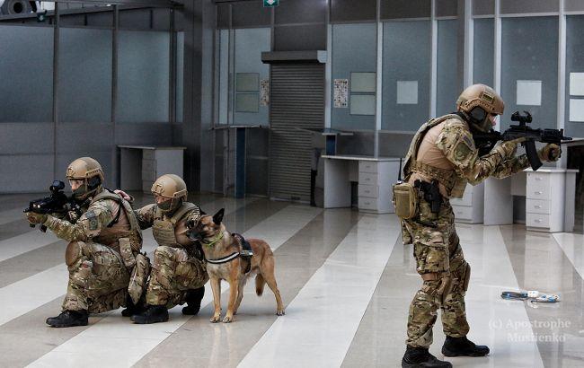 Госпогранслужба: Ваэропорту Борисполь схвачен подозреваемый втерроризме выходец из РФ