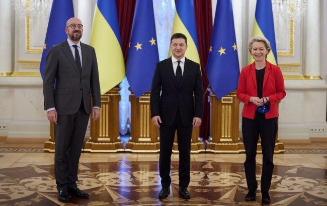 Сотрудничество, реформы, Донбасс: совместное заявление по саммиту Украина-ЕС