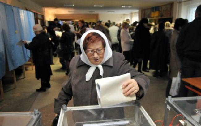 Выборы Рады: явка на 20:00 по 125 округам составила 52,50%