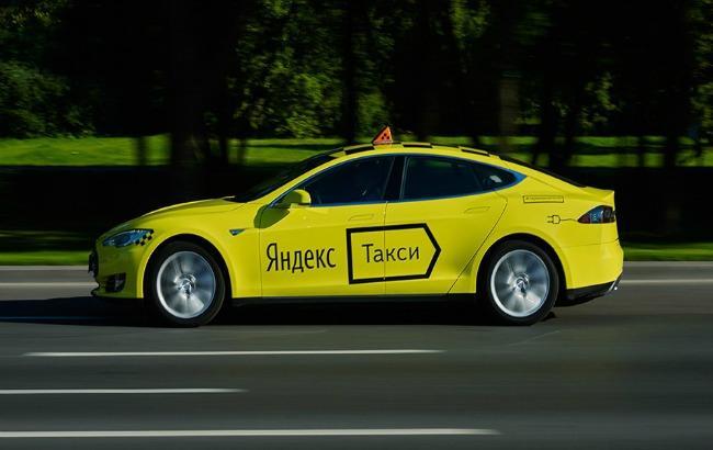 Фото: Яндекс.Таксі з'явиться в Україні у жовтні