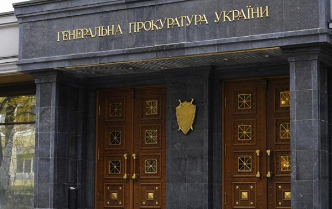 ГПУ предъявила экс-главе МВД Захарченко подозрение в похищении секретаря предстоятеля УПЦ МП