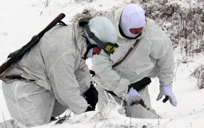 ОБСЕ сообщает Донбассу 1800 табличек спредупреждением оминах