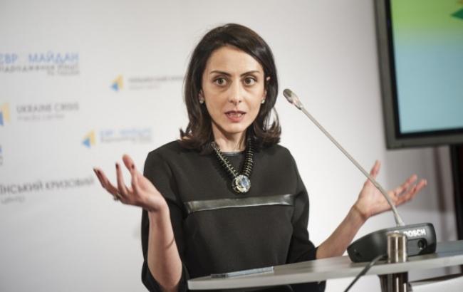 Деканоїдзе анонсувала створення спецуправління для захисту прав затриманих