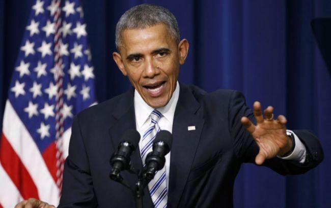 Фото: Барак Обама в очередной раз призвал поддержать Хиллари Клинтон