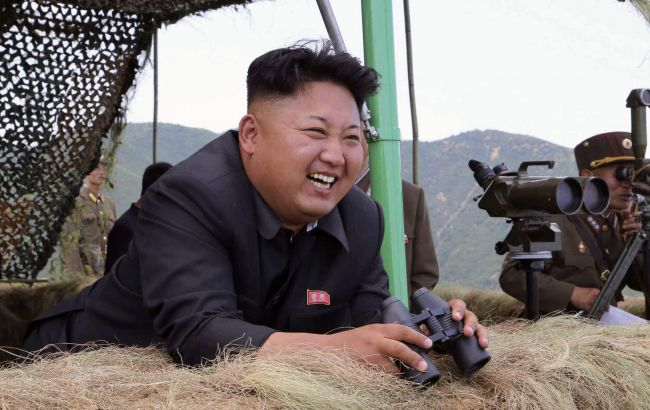 Фото: лідер Північної Кореї Кім Чен Ин керував навчаннями