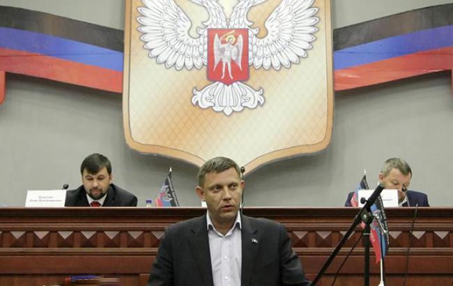 Ватажок ДНР Захарченко обіцяє повернути під свій контроль Маріуполь і Слов'янськ
