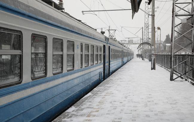 В Житомирской области из-за карантина отменили пригородные поезда: список рейсов