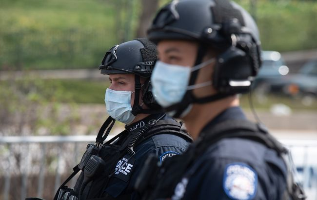 В США мужчина открыл огонь по правоохранителям, есть раненые