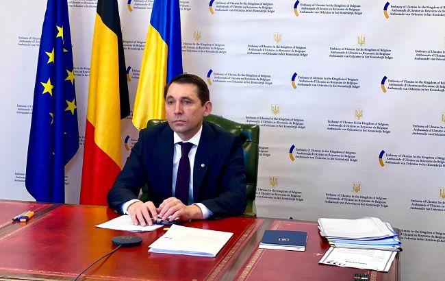 В ЄС підтримують санкції проти каналів Козака, - посол України