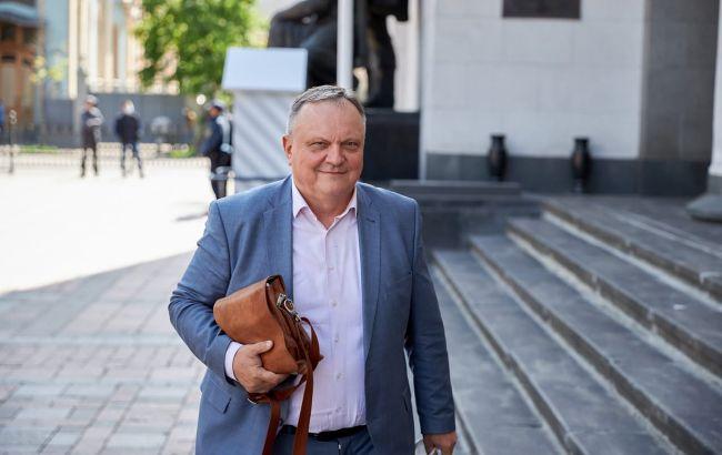 Нардеп Драбовский с опозданием подал декларацию и может заплатить штраф