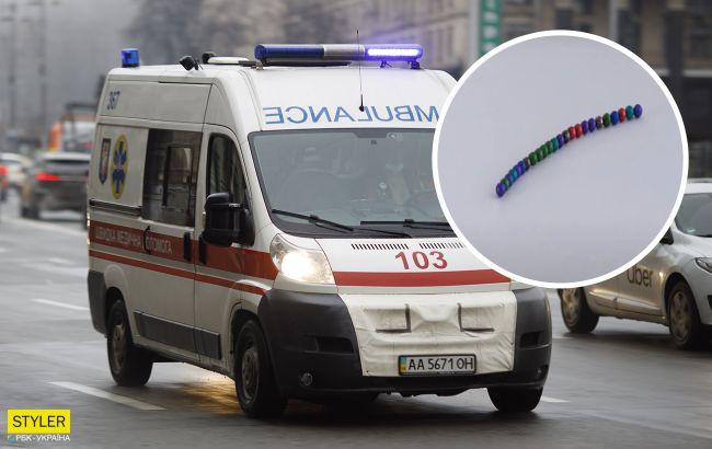 Опасные игры: в Черкассах 12-летний ребенок едва не погиб из-за магнитных шариков
