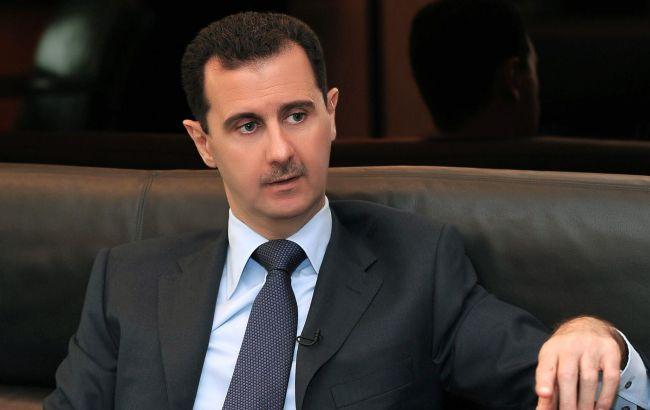 Асад озвучив умови перемир