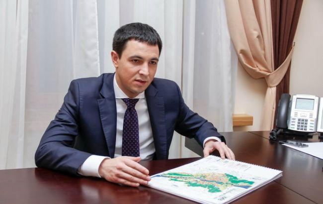 Прокопив избран секретарем Киевсовета