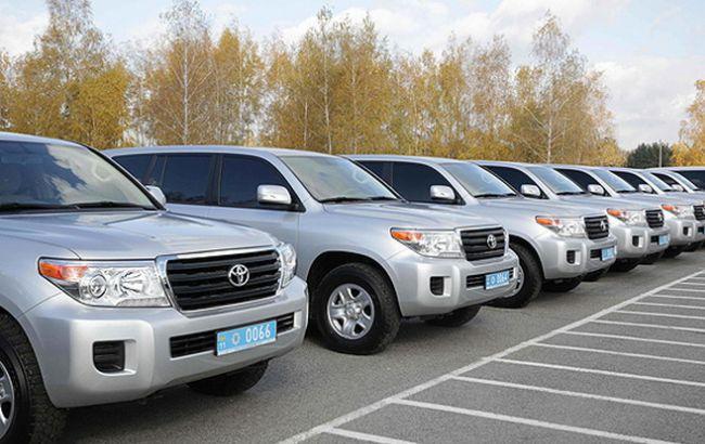 Фото: автомобили для КОРД